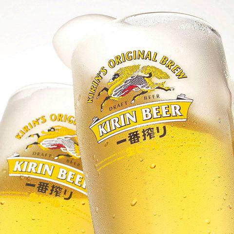 生ビール始めました!